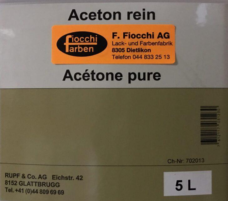 Aceton rein
