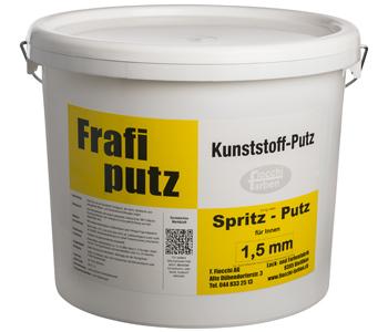 Frafiputz Spritzputz 1.5 mm