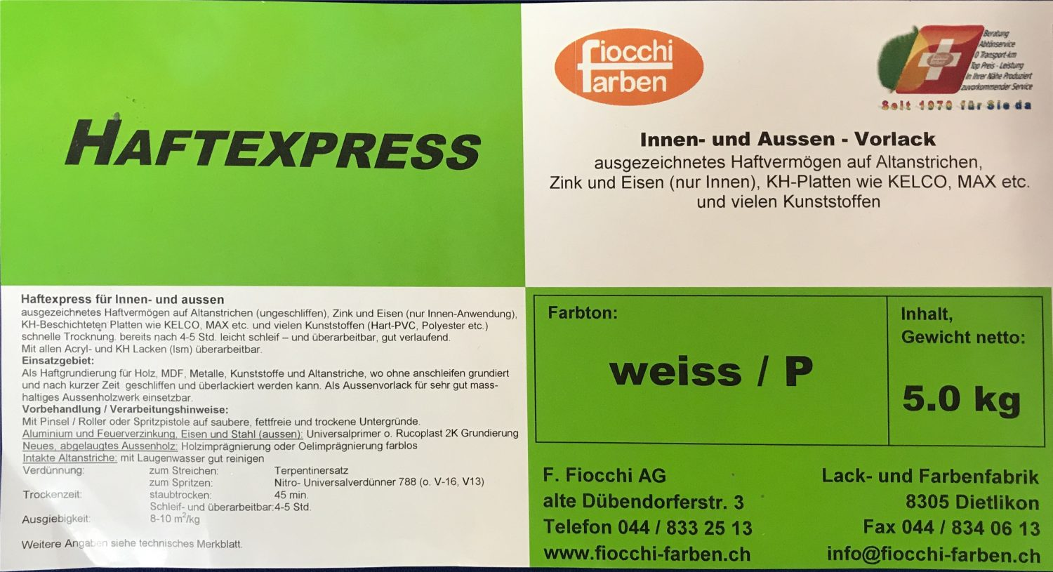 Haftexpress