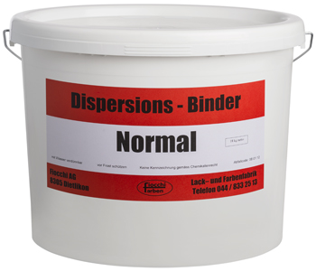 Dispersions-Binder Normal