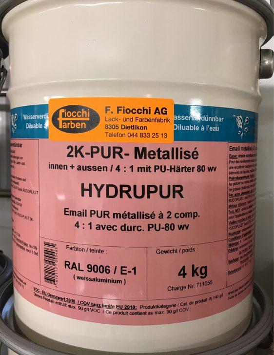 Hydrupur 2K-PUR-Metallise