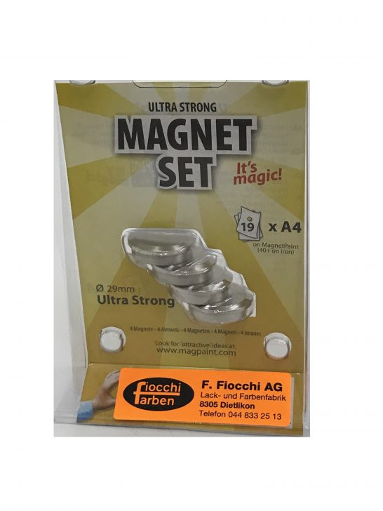 Magnet Set Ultra Strong