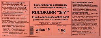 Rucokorr 3in1