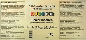 Rucopur 1K Sealer