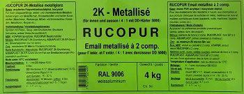 Rucopur 2K Metallise