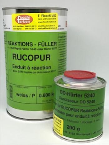 Rucopur Reaktions-Füller
