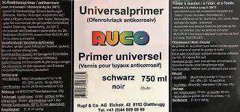 Universalpriner Schwarz