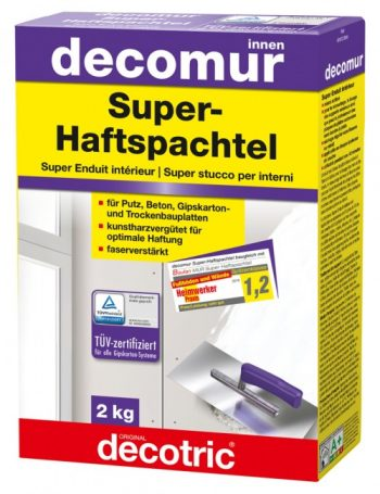decomur superhaftspachtel innen